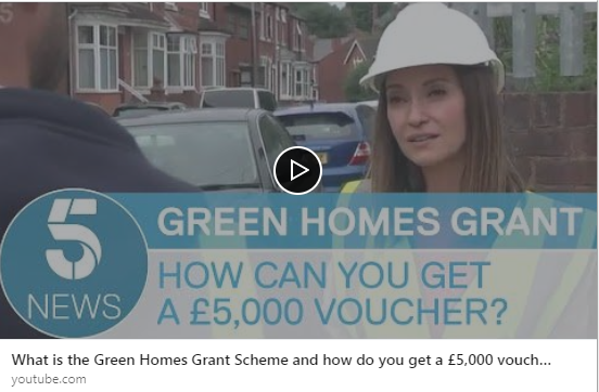 Green Homes Grant Scheme